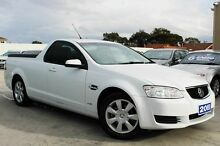 2011 Holden Ute VE II Omega White 6 Speed Sports Automatic Utility Craigieburn Hume Area Preview