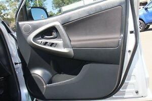 2012 Toyota RAV4 ACA38R MY12 CV 4x2 Silver Pearl 4 Speed Automatic Wagon Windsor Hawkesbury Area Preview