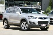 2012 Holden Captiva CG Series II 7 AWD CX Silver 6 Speed Sports Automatic Wagon Moorooka Brisbane South West Preview