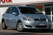 2008 Toyota Corolla ZRE152R Ascent Light Blue Mica 6 Speed Manual Hatchback Woolloongabba Brisbane South West Preview