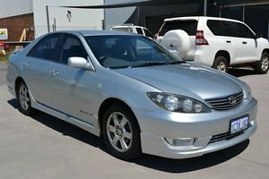 2005 Toyota Camry MCV36R Upgrade Sportivo Silver 4 Speed Automatic Sedan Welshpool Canning Area Preview