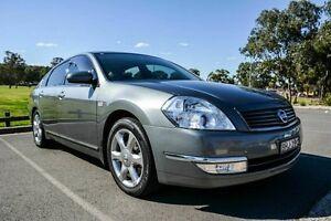 2008 Nissan Maxima J31 MY06 TI Grey 6 Speed CVT Auto Sequential Sedan Wetherill Park Fairfield Area Preview