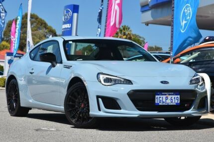 2017 Subaru BRZ Z1 MY18 Cool Grey Khaki 6 Speed Manual Coupe Willagee Melville Area Preview