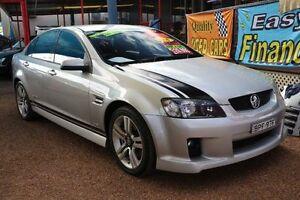 2007 Holden Commodore VE SS Silver 6 Speed Manual Sedan Minchinbury Blacktown Area Preview