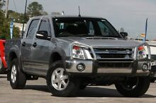 2011 Isuzu D-MAX MY11 LS-M Grey 4 Speed Automatic Utility Kedron Brisbane North East Preview