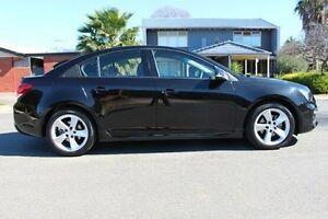 2015 Holden Cruze Black Sports Automatic Sedan Adelaide CBD Adelaide City Preview