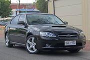 2004 Subaru Liberty B4 MY04 GT AWD Premium Pack Black 5 Speed Sports Automatic Sedan Glenelg Holdfast Bay Preview
