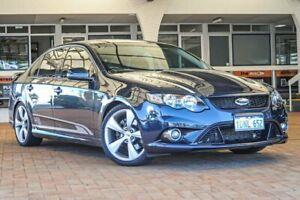 2011 Ford Performance Vehicles GS FG Boss 315 Grey 6 Speed Sports Automatic Sedan