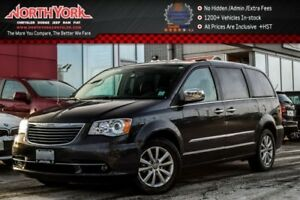 2016 Chrysler Town & Country Limited|Rr DVD's|Sunroof|Heat Seats