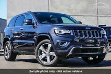 2015 Jeep Grand Cherokee WK MY15 Overland Grey 8 Speed Sports Automatic Wagon Invermay Launceston Area Preview
