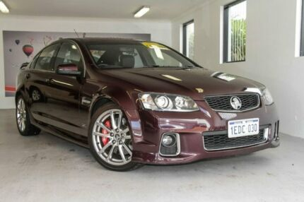 2012 Holden Commodore VE II MY12.5 SS V Z Series Purple 6 Speed Sports Automatic Sedan Willagee Melville Area Preview