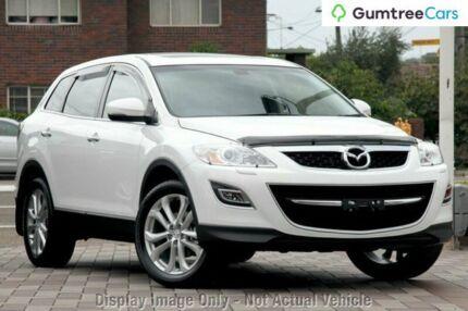 2011 Mazda CX-9 TB10A4 MY11 Luxury Grey 6 Speed Sports Automatic Wagon