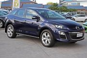 2010 Mazda CX-7 ER1032 Luxury Activematic Sports Blue 6 Speed Sports Automatic Wagon Hillcrest Logan Area Preview