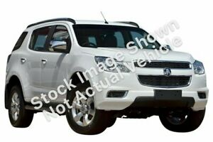 2014 Holden Colorado 7 RG MY15 LTZ White 6 Speed Sports Automatic Wagon Muswellbrook Muswellbrook Area Preview