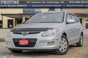 2009 Hyundai Elantra Touring Touring Hatch. Sunroof Only 153km