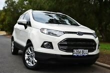 2013 Ford Ecosport BK Titanium PwrShift White 6 Speed Sports Automatic Dual Clutch Wagon Thorngate Prospect Area Preview