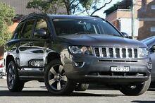 2014 Jeep Compass MK MY15 North (4x2) Granite 6 Speed Automatic Wagon Mosman Mosman Area Preview