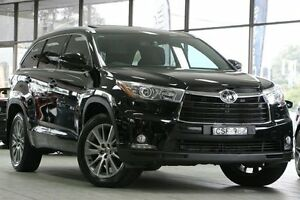 2014 Toyota Kluger GSU55R Grande (4x4) Black 6 Speed Automatic Wagon Roseville Ku-ring-gai Area Preview