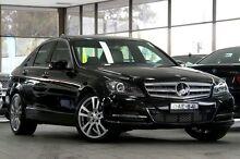 2013 Mercedes-Benz C250 W204 MY13 CDI Avantgarde BE Black 7 Speed Automatic G-Tronic Sedan Roseville Ku-ring-gai Area Preview