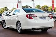 2013 Toyota Camry ASV50R Atara R Diamond White 6 Speed Sports Automatic Sedan Wangara Wanneroo Area Preview
