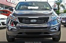 2015 Kia Sportage SL MY15 Si 2WD Black 6 Speed Sports Automatic Wagon Launceston Launceston Area Preview