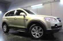 2010 Holden Captiva CG MY10 LX AWD Gold 5 Speed Sports Automatic Wagon Launceston Launceston Area Preview
