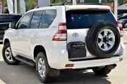 2015 Toyota Landcruiser Prado KDJ150R MY14 GXL White 5 Speed Sports Automatic Wagon Gosford Gosford Area Preview