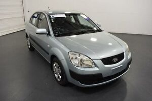 2007 Kia Rio JB MY07 EX-L Blue Automatic Sedan Moorabbin Kingston Area Preview