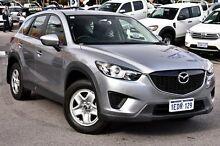 2013 Mazda CX-5 KE1071 MY14 Maxx SKYACTIV-Drive Silver 6 Speed Sports Automatic Wagon Myaree Melville Area Preview
