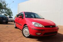 2004 Ford Focus LR LX 5 Speed Manual Hatchback The Gardens Darwin City Preview