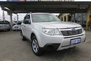 2008 Subaru Forester MY08 X White 5 Speed Manual Wagon South Fremantle Fremantle Area Preview