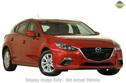 2015 Mazda 3 BM MY15 Neo Soul Red 6 Speed Automatic Hatchback Liverpool Liverpool Area Preview
