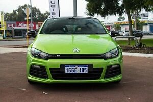 2012 Volkswagen Scirocco 1S MY12 R Coupe DSG Green 6 Speed Sports Automatic Dual Clutch Hatchback Wilson Canning Area Preview