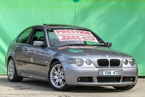 2003 BMW 325ti E46/5 Steptronic Grey 5 Speed Sports Automatic Hatchback Ringwood East Maroondah Area Preview