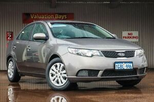 2012 Kia Cerato TD MY12 SI Silver 6 Speed Sports Automatic Sedan Northbridge Perth City Area Preview