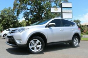 2014 Toyota RAV4 ZSA42R MY14 GXL 2WD Silver 6 Speed Manual Wagon Earlville Cairns City Preview