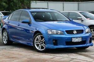 2010 Holden Commodore VE MY10 SV6 Blue 6 Speed Sports Automatic Sedan Ferntree Gully Knox Area Preview