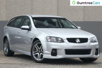 2012 Holden Commodore VE II MY12 SV6 Sportwagon Nitrate 6 Speed Sports Automatic Wagon Ringwood East Maroondah Area Preview