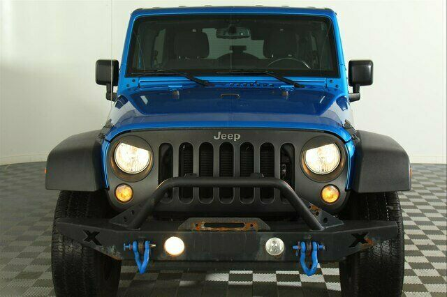 Owner 2016 Jeep Wrangler Unlimited Black Bear