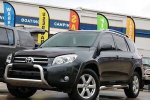 2007 Toyota RAV4 ACA33R Cruiser L Grey 5 Speed Manual Wagon Greenslopes Brisbane South West Preview