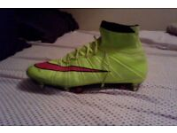 NIKE FOOTBALL BOOTS- MERCURIALS 2014