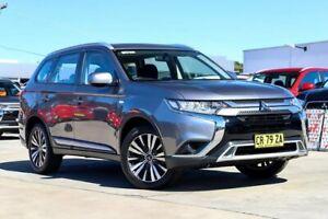 2018 Mitsubishi Outlander ZL MY19 ES 2WD Titanium Grey 6 Speed Constant Variable Wagon Liverpool Liverpool Area Preview