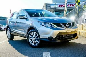 2016 Nissan Qashqai J11 ST Silver Continuous Variable Wagon Wangara Wanneroo Area Preview