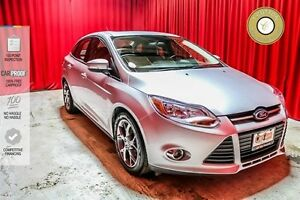 2013 Ford Focus LEATHER! CLEAN CARPROOF!