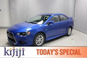 2015 Mitsubishi Lancer AWC SE LIMITED Heated Seats,  Bluetooth,