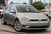 2017 Volkswagen Golf 7.5 MY18 110TSI DSG Comfortline Silver 7 Speed Sports Automatic Dual Clutch Kedron Brisbane North East Preview