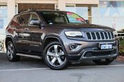 2014 Jeep Grand Cherokee WK MY2014 Limited Grey 8 Speed Sports Automatic Wagon Mindarie Wanneroo Area Preview