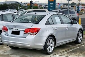 2013 Holden Cruze JH Series II MY14 Equipe Silver 6 Speed Sports Automatic Sedan Lake Wendouree Ballarat City Preview