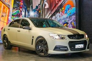 2014 Holden Commodore VF MY14 SS Green 6 Speed Sports Automatic Sedan Northbridge Perth City Area Preview