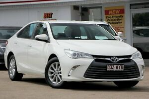 2015 Toyota Camry ASV50R Altise White 6 Speed Sports Automatic Sedan Woolloongabba Brisbane South West Preview